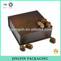 chocolate caixas de presente para fazer fabricante na china