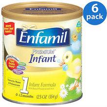 Enfamil premium polvo fórmula infantil 12.5 oz