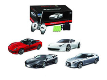 Hot!4ch rc nitro engine toy cars with battery