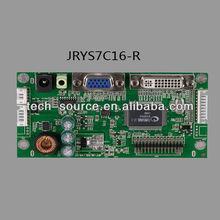HDMI+DVI+VGA +Audio LCD controller board