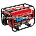 6.5hp cinese portatile tre phae generatori a benzina set