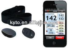 fitness Tracker Heart Rate Bluetooth 4.0 Chest Belt with Runtastic BlueFire EKG ndomondo APP