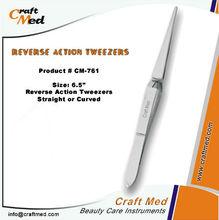 Reverse Action Tweezers