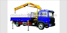 SQ6.3ZK2Q/SQ6.3ZK3Q 6.3t Truck Mounted Crane knuckle boom type
