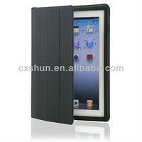 Gearonic Magnetic Smart Slim Full Body Cover for iPad Mini Black