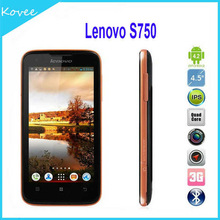 Lenovo S750 N9770 4.5 inch8 Android 4.2.1 9 Quad Core MTK6589 1.2Ghz 3G Smartphone Android Phone WiFi GPS A GPS JAVA Capacitive