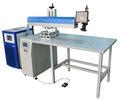Acciaio inox/alluminio metallo pubblicità lettera 200w macchina di saldatura laser 2013 vendita calda!