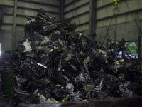 Used Engine Scrap