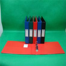 Carta de couro tamanho / A4 tamanho do papel / legal tamanho 3/6 anel ligantes