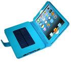 Portable 10000mah solar charger case for ipad and mini ipad