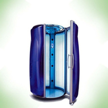 Vertical solarium,commercial tanning bed 9500W with 48pcs UV lamp CE ,SG-S222