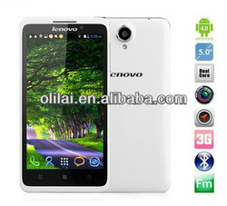 "Lenovo S890 android phones MTK6577 Dual Core 1.2GHz 5.0"" QHD IPS 1G RAM 2250mAh battery 8.0MP Camera"