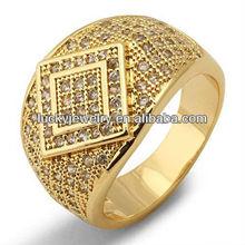 new gold ring models for men