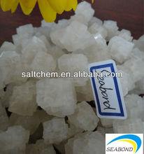 Materia prima de sal, Sal industrial, Alimentos que cura la sal