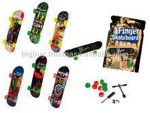Mini Finger Skateboard Toy
