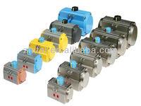 aluminum cylinder tube Pneumatic actuators