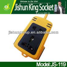 JS-119 250V 15 Amp Power Socket For UAE Market