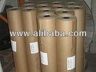 Kraft Paper, corrugated rolls, plastic film, tagpins