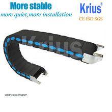 HF38 krius brand cnc drag chain plastic cable tray chain