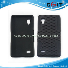 2 in 1 Combo Protective Cover for LG Optimus L9 P760 Protector