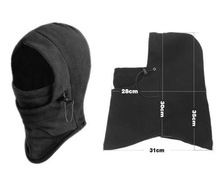 2013 winter Prevent ski warm outdoor cap,masked fleeces hat Riding headgear free shipping