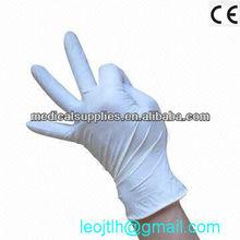 milking latex gloves/latex glove powder free/chemical latex gloves
