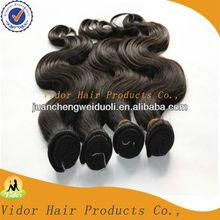 Hot Selling Human Hair Weave Virgin Remy Brazlian Hair