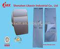 auto adhesivo de la logística de etiquetas térmicas