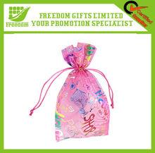 Promotional Popular Organza Gift Bag