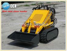 Hot selling High performance 20hp mini skid steer loader mini loader bobcat