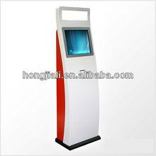 freestanding touch screen payment terminal,electronic payment terminal,internet payment terminal (HJL-5704)