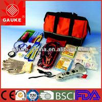 2013 new product car emergency kit,car tool set,car repair set