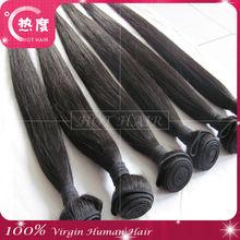 Unprocessed 5A Top Grade Virgin Brazilian Hair 100% brazilian halloween costumes free shipping