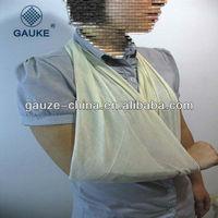 Moistureproof medical triangular bandage/gauze size 136x96x96cm