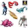 New Funny Grow Pet Egg Unidentified Mysterious Animal, Cryptid anime figure