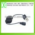 2.0 de usb a serie db9 rs232 adaptador de cable macho a hembra
