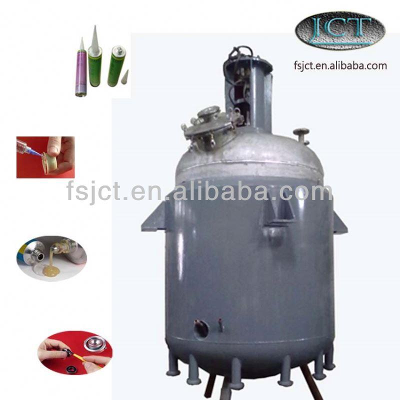 professional quick bond adhesive machine/reactor