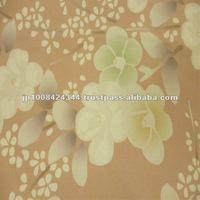 Kimono beauty silk textile japanese fabric for crepe printed material