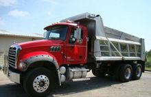 Dump Truck Mack CTP713 T/A 2007