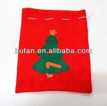 Non woven Small Christmas Gift Bag Wholesale