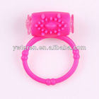 Red Vibrating Cock Ring, Penis Rings, Cockring, Sex Toys, Sex Products, Adult Toy