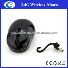 Mini Cute 3D 2.4GHz USB Wireless Optical Mouse/Animals Tails Mouse
