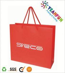 2014 new design wine paper carrier bag