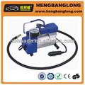 12v metal compressor de ar de pneu liso enchimento
