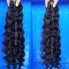 Brazilian Human Hair Weave : Grade AAAAA Machine Weft Hair Extension