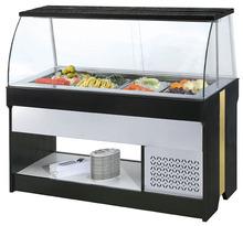 refrigerators for sale good salad bar Sliding door salad bar Refrigerated restaurants with salad bars