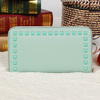Wholesale custom wallet women pu leather wallet cheap