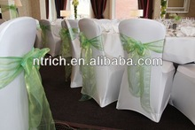 hot sale popular wedding chair covers,cheap spandex chair covers