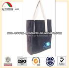 reusable cotton canvas shopping bags