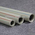 extensible de tubo de plástico